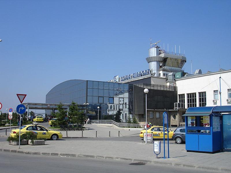 летище софия, терминал 1