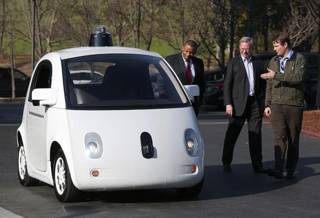 Google, кола