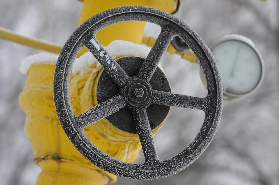 газ, газопровод
