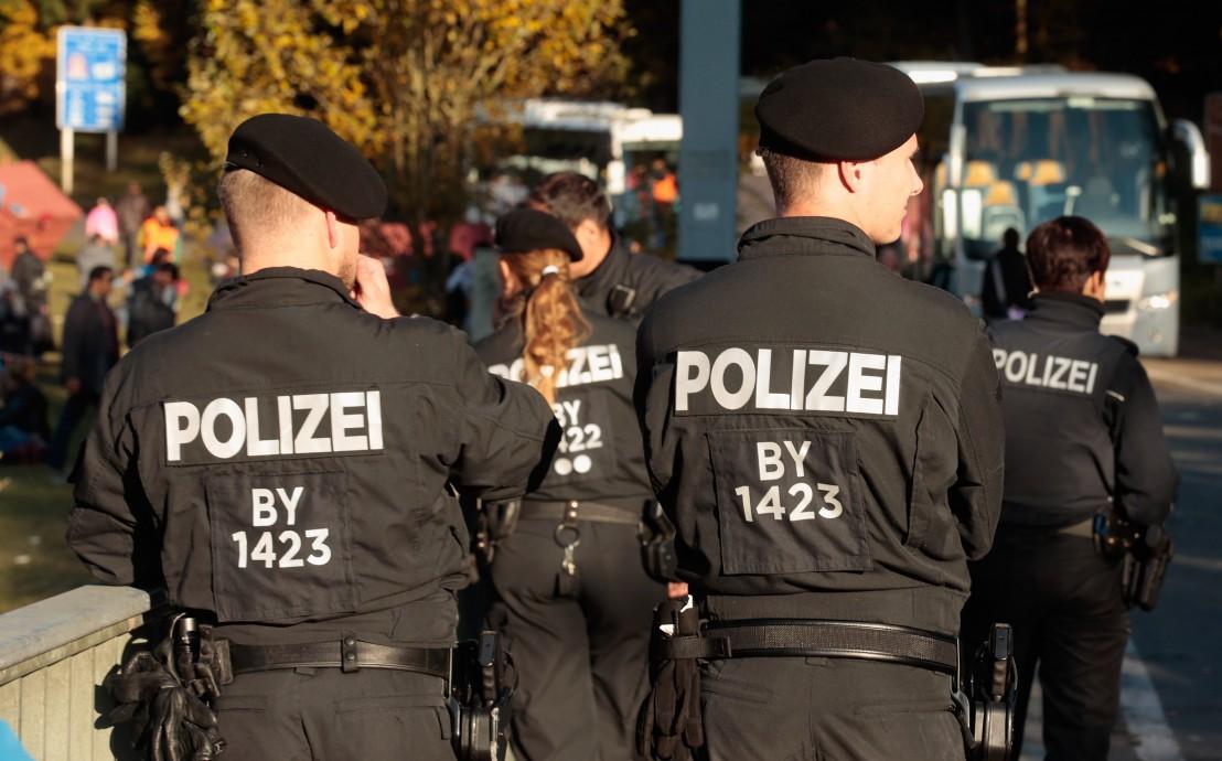 австрийска полиция