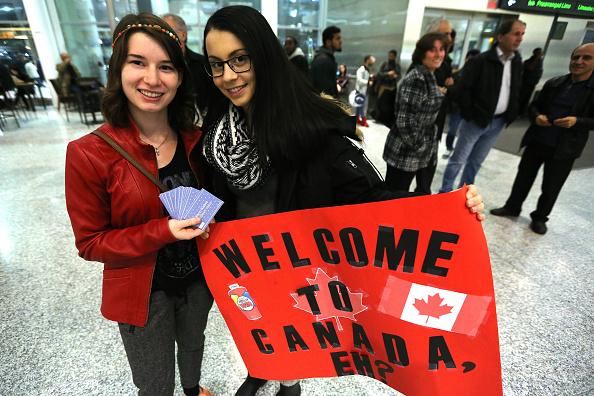 канада бежанци