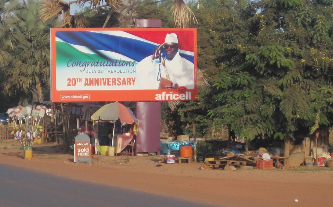 Gambia Unrest   NIN102