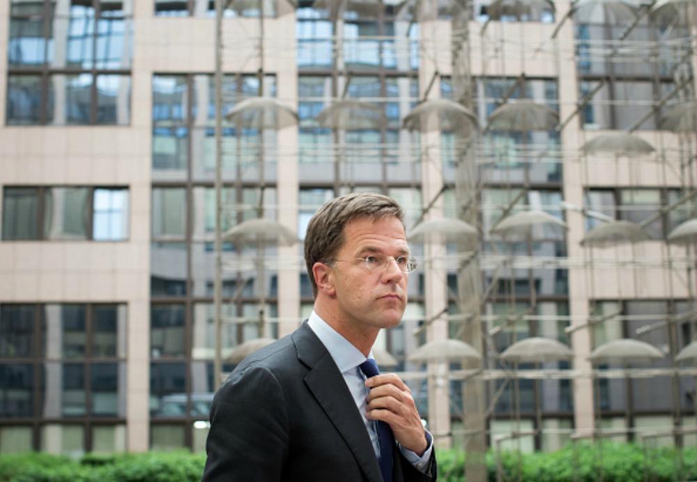 Марк Роте, Холандски премиер