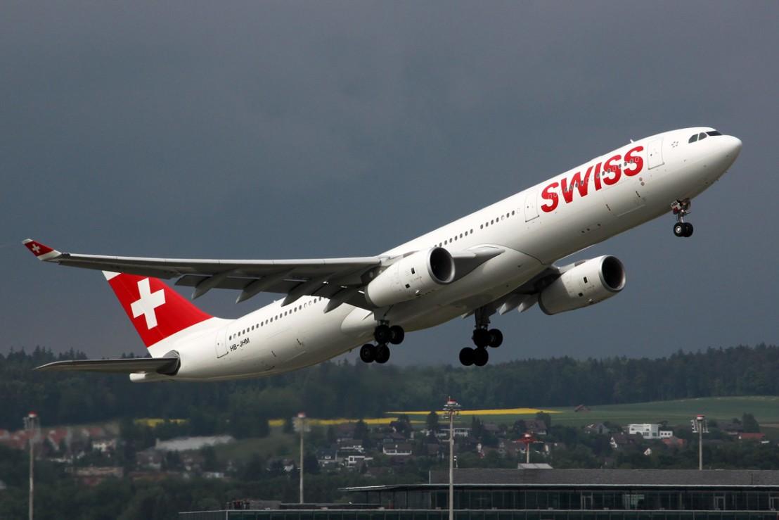 Swiss International Air Lines - Airbus A330-343 - HB-JHM - 4548 NET