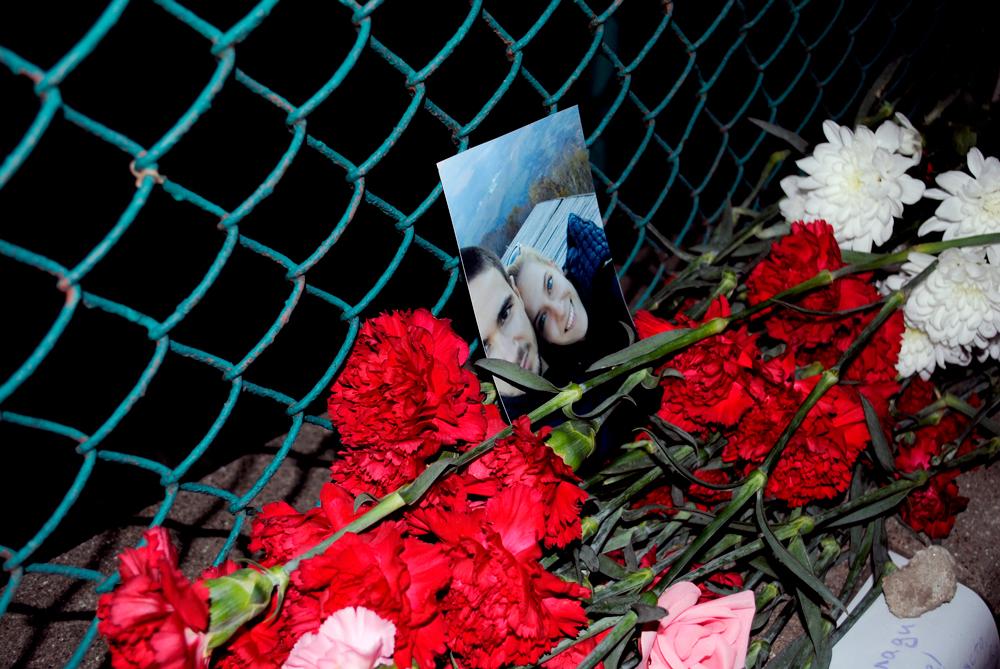 Протест във Враца след убийството на Тодор