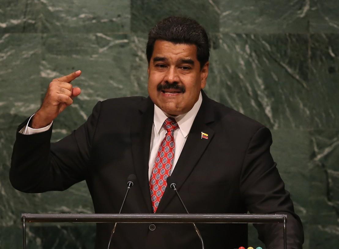 Венецуела, Николас Мадуро