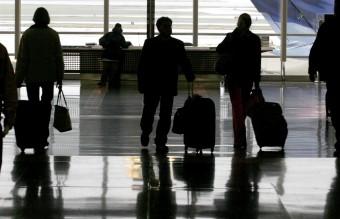 летище, пътници