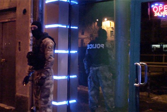 полицейска акция на гдбоп и сдвр