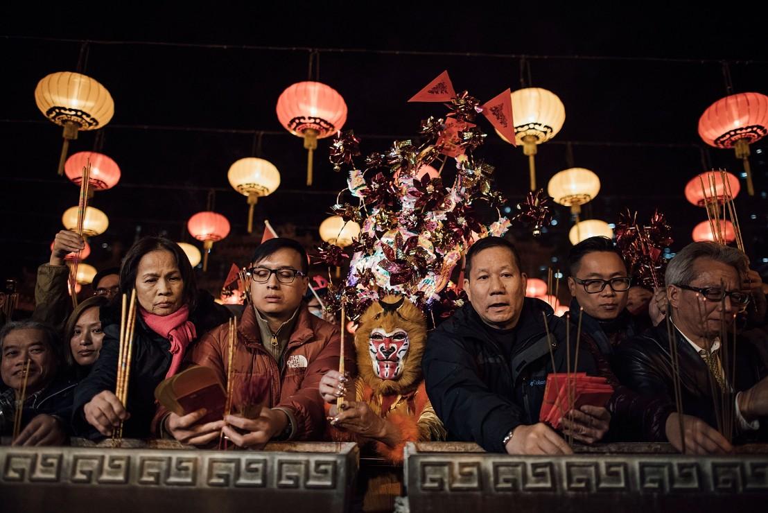 китайска нова година