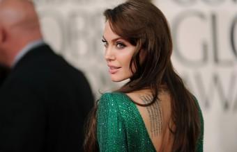 Анджелина Джоли, татуировки