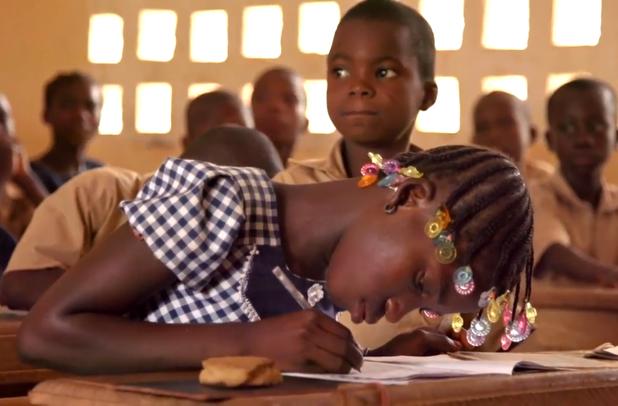 африкански деца