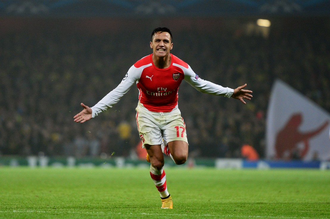Arsenal Sanchez