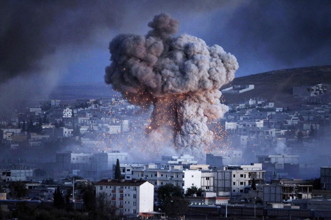 сирия, ислямска държава