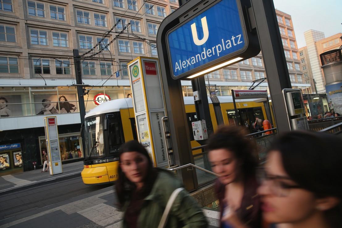германия, жени, транспорт в германия