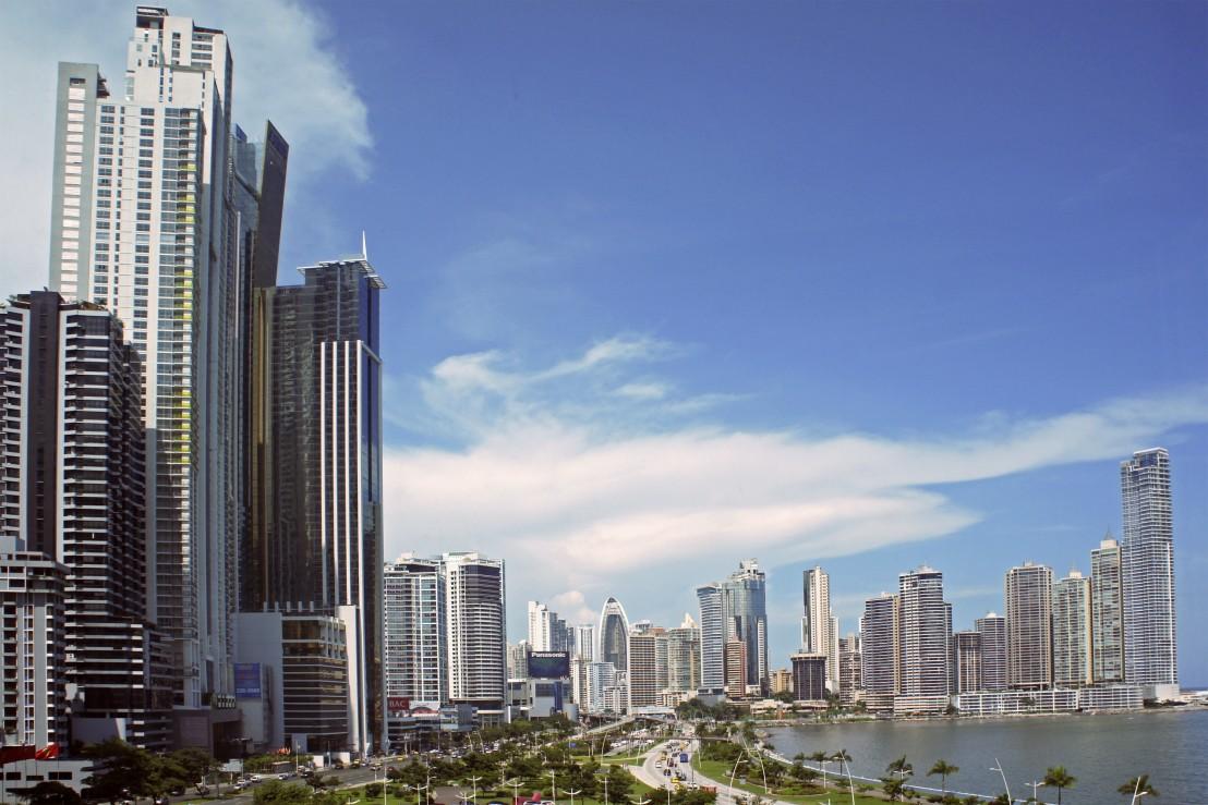 Панама, изглед
