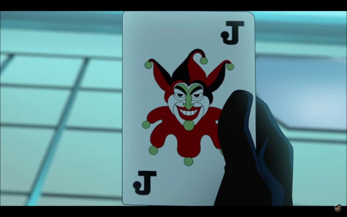 карта, жокер, Батман