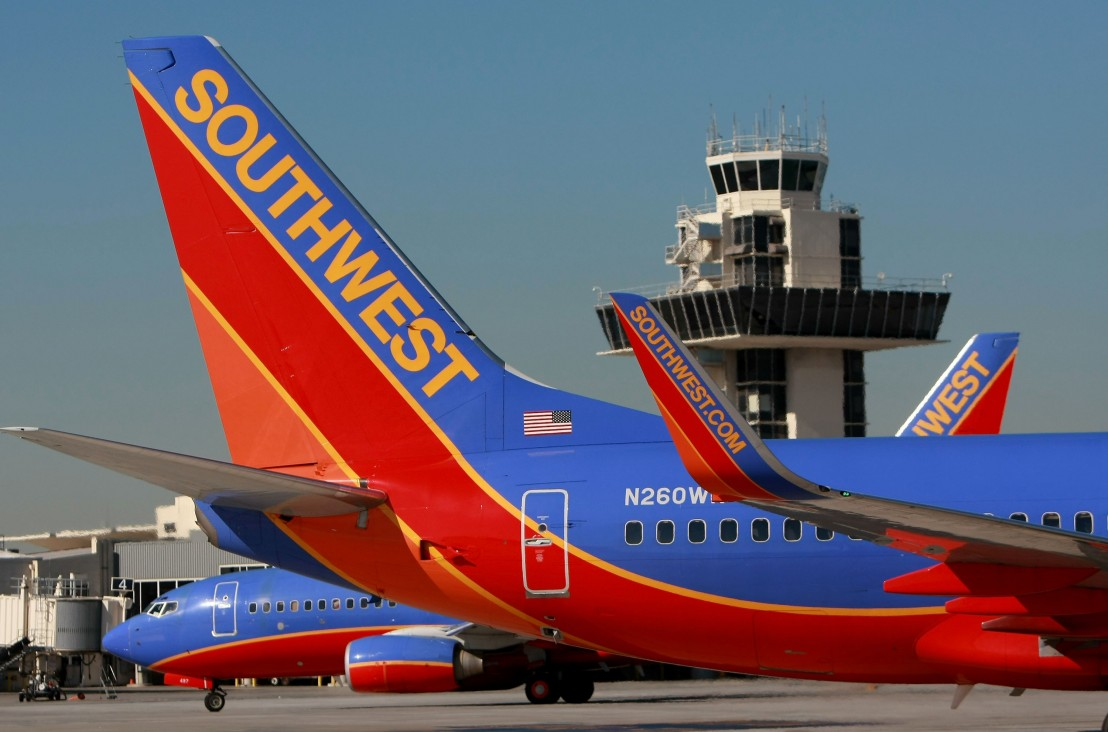 Southwest Airlines, саутуест еърлайнс