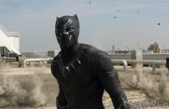 Черната пантера Капитан Америка