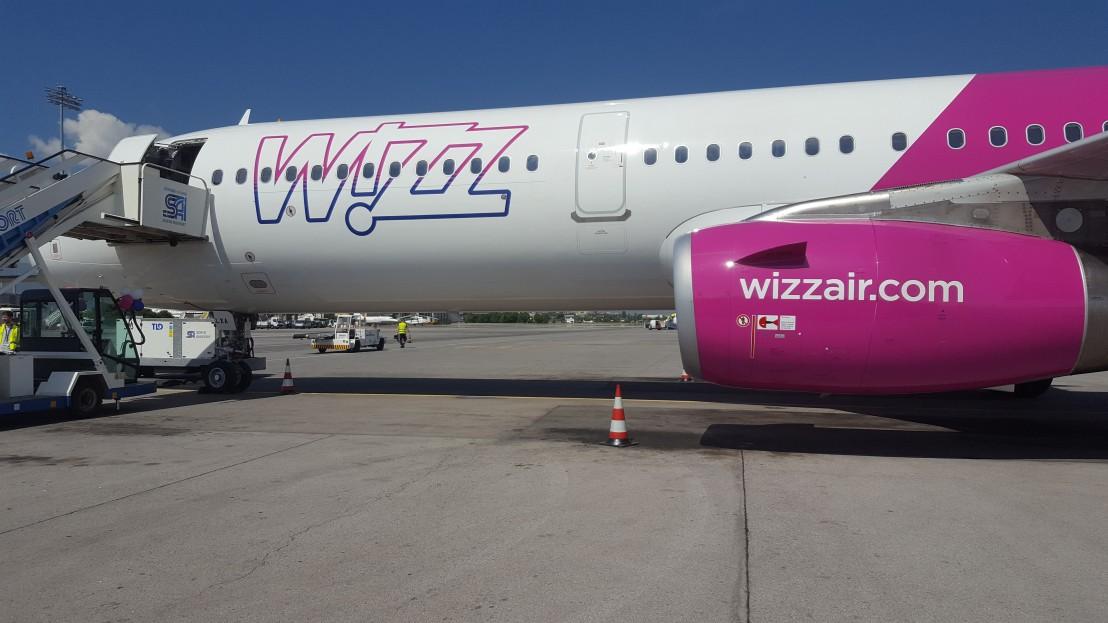 wizz air, 10 години