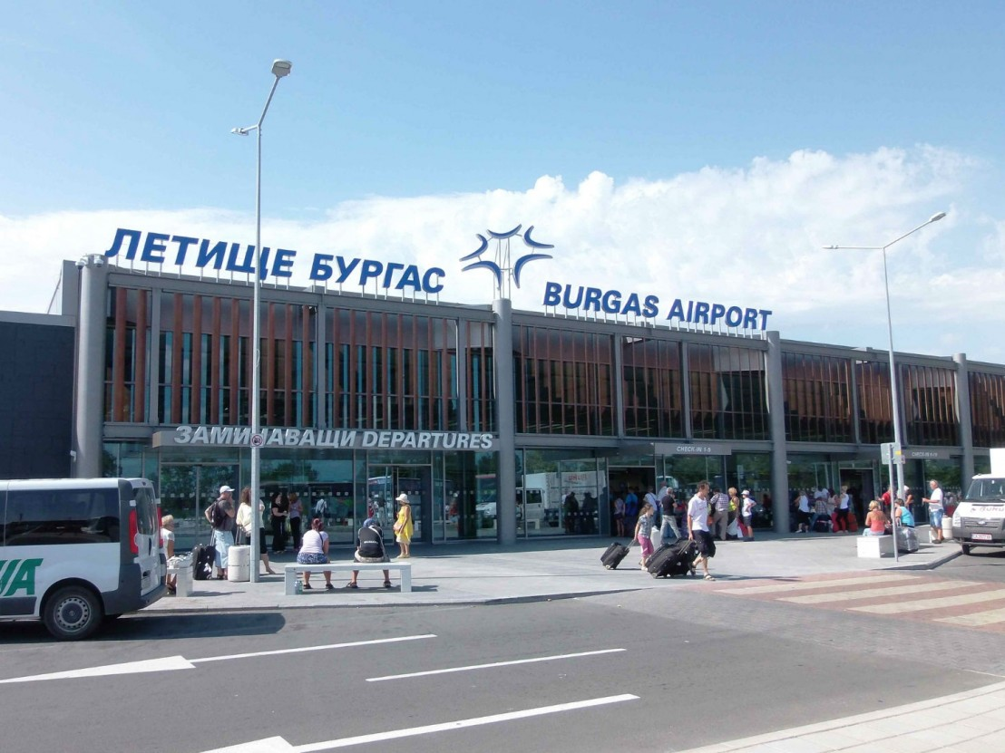 Bourgas-airport