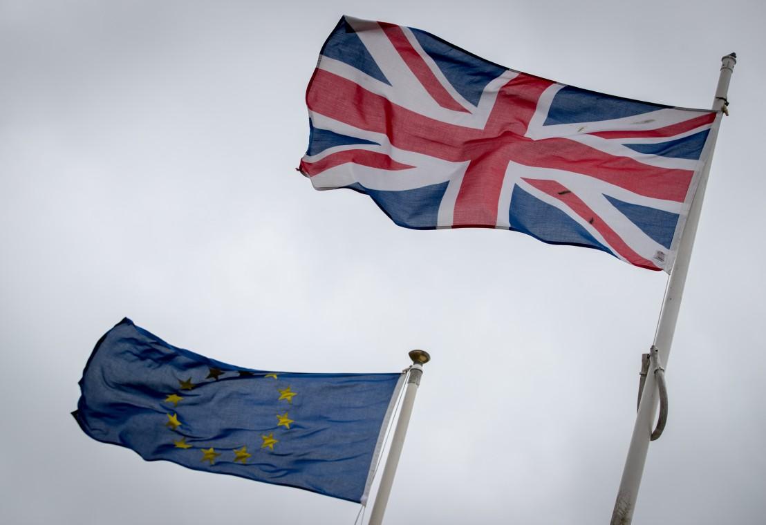 Англия, Европа, Европейски съюз