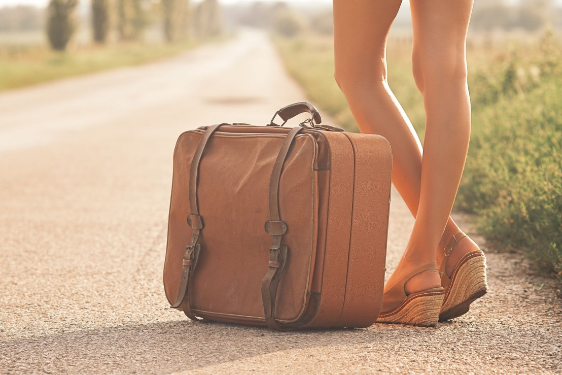 жена чанта