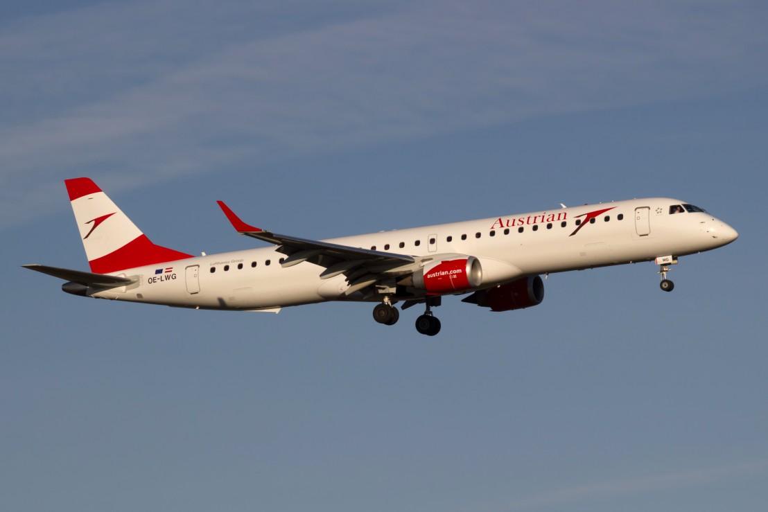 OE-LWG_Embraer_195_Austrian_CPH