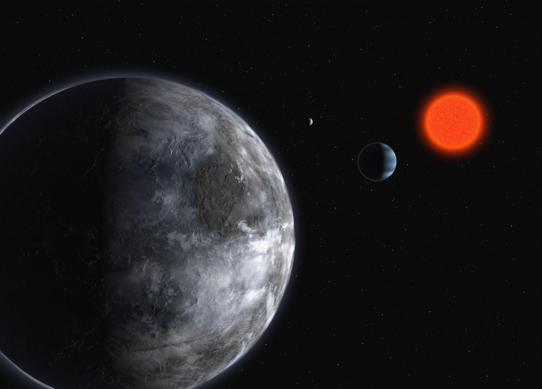 планети, космос