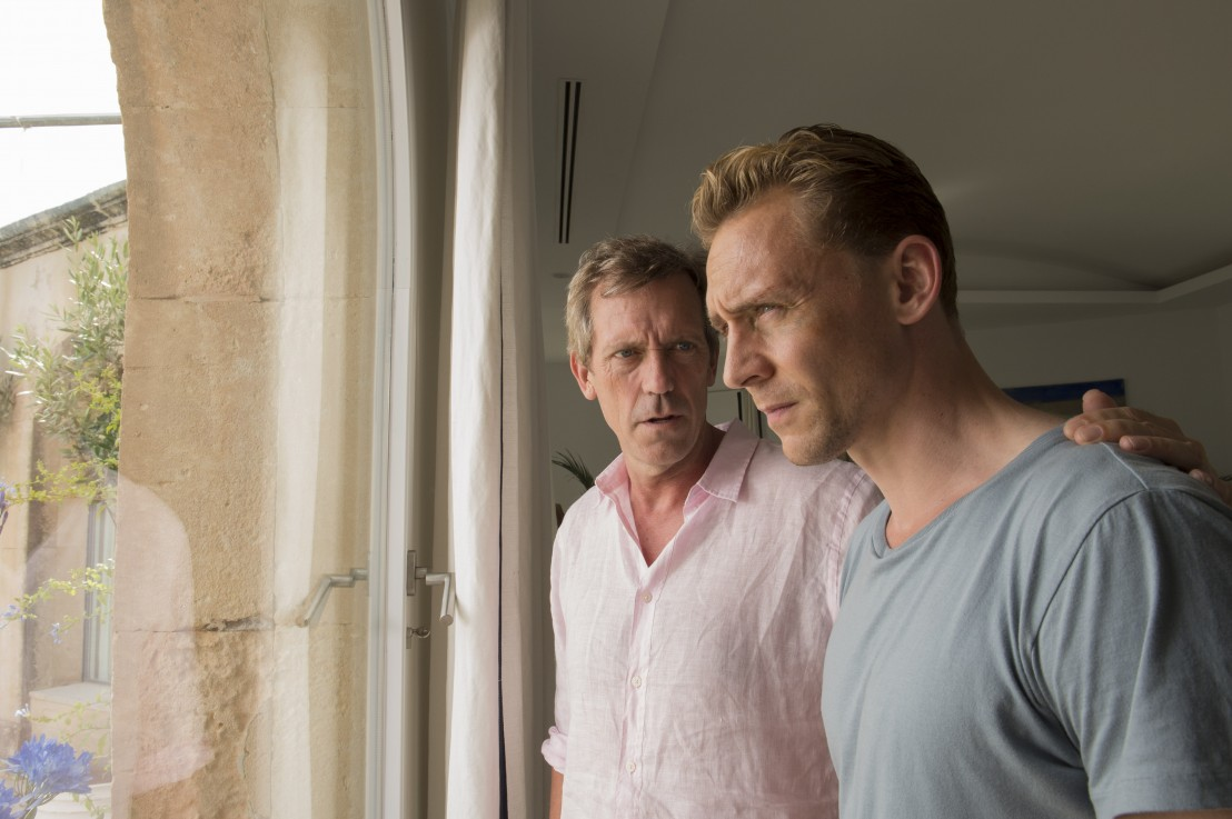 The Night Manager Хю Лори