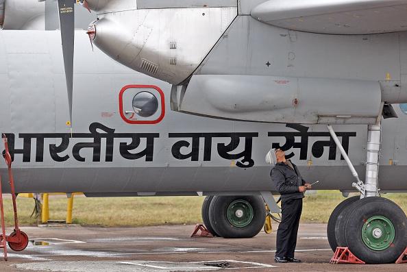 an 32 индийски самолет