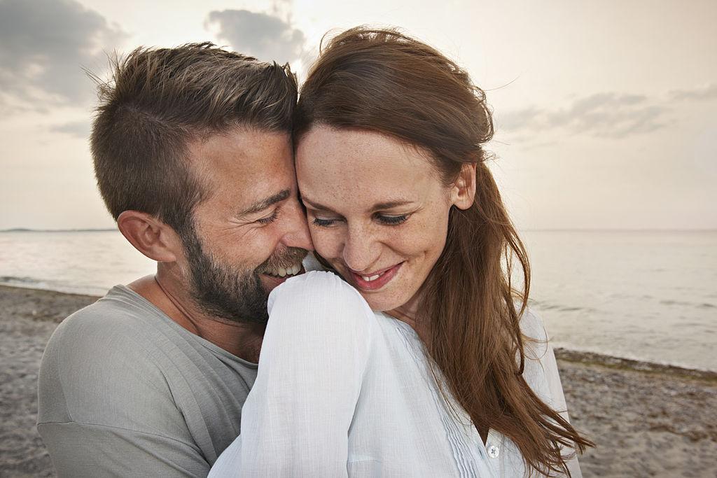 двойка, мъж и жена, любов