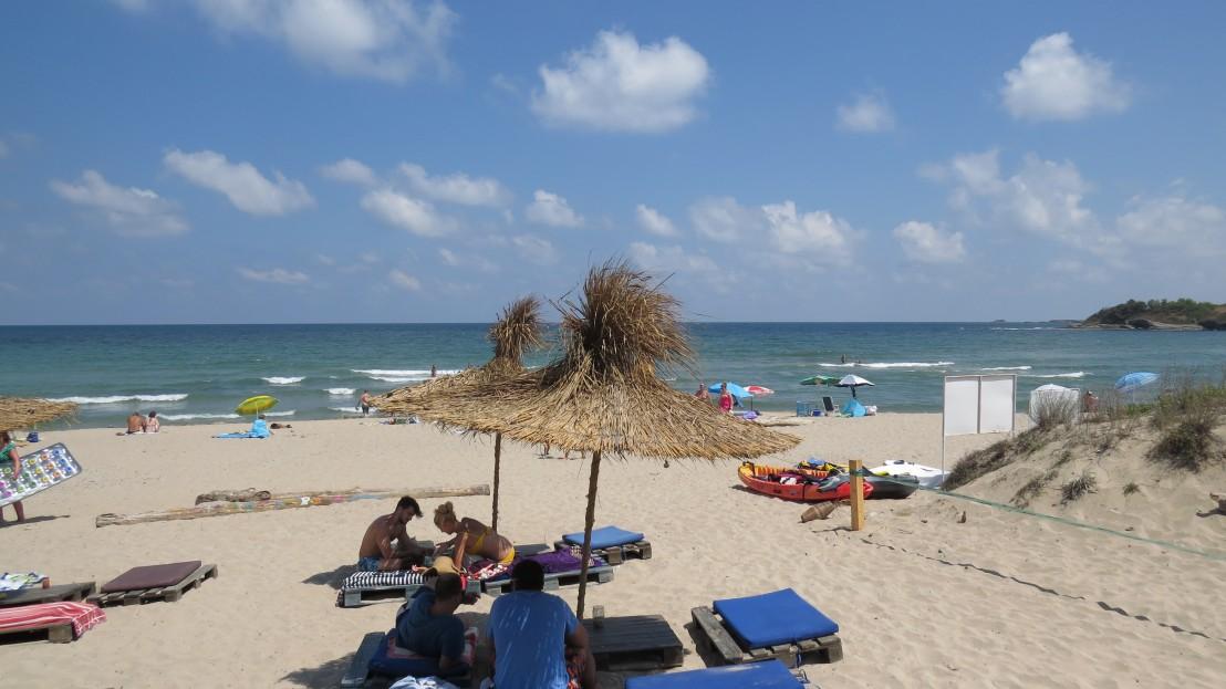 плаж, бар