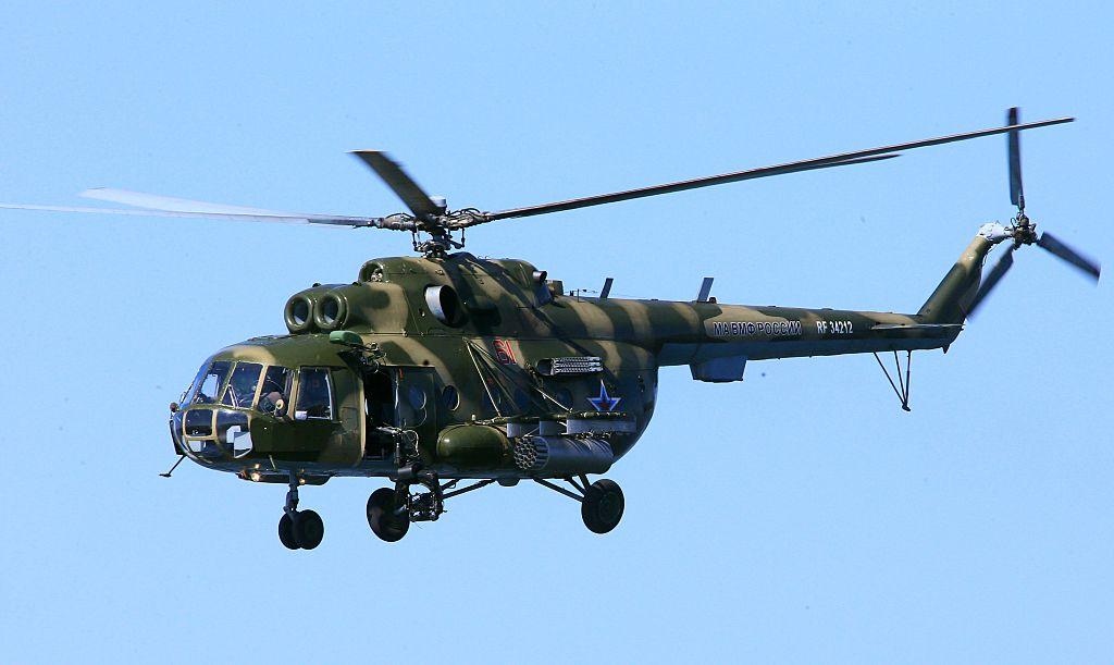 Ми 8, руски хеликоптер