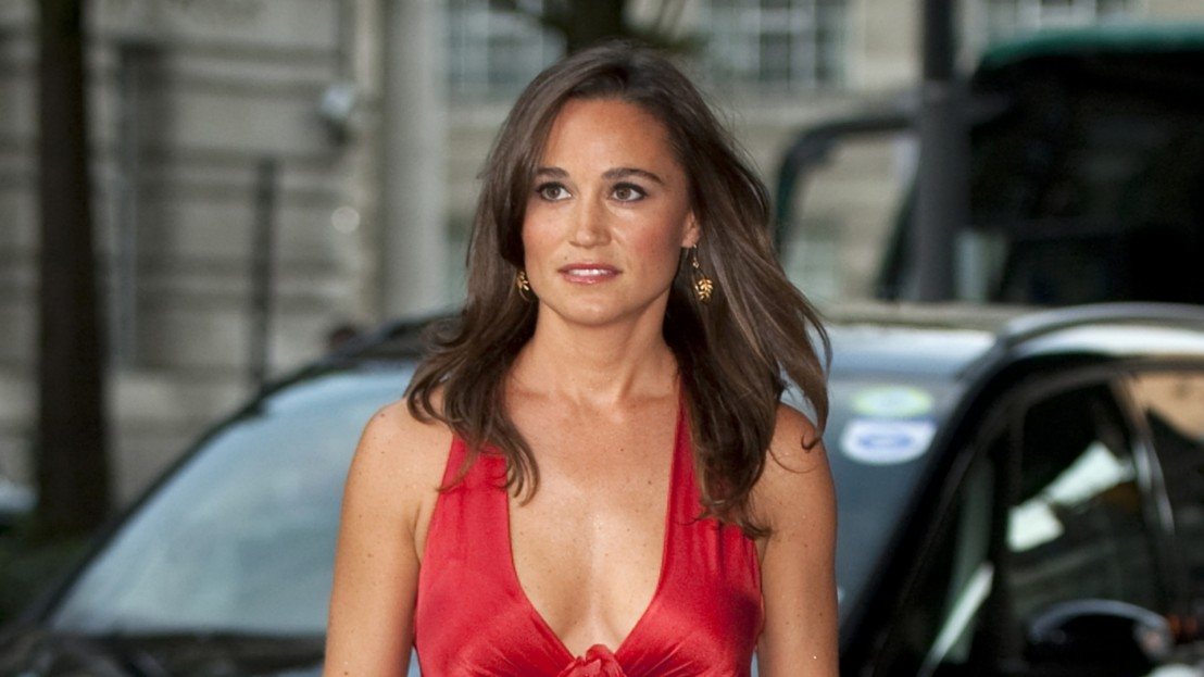 Pippa-Middleton-Red-Dress