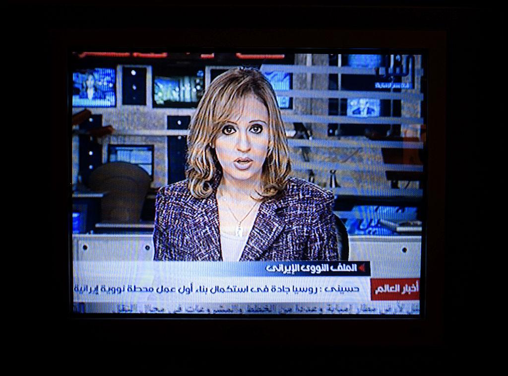 египет телевизия