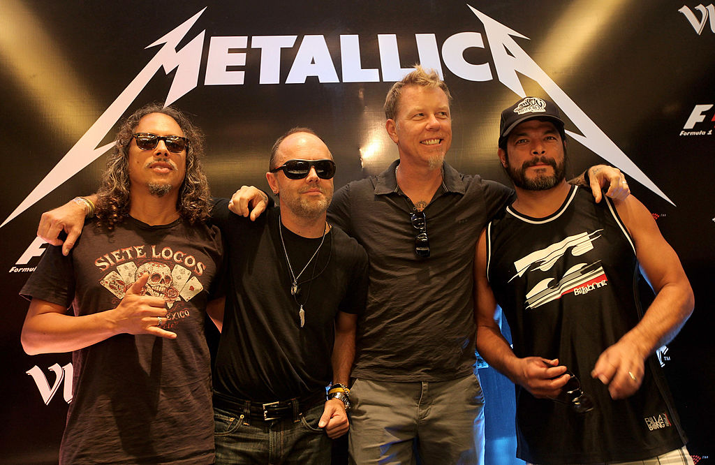 Metallica металика
