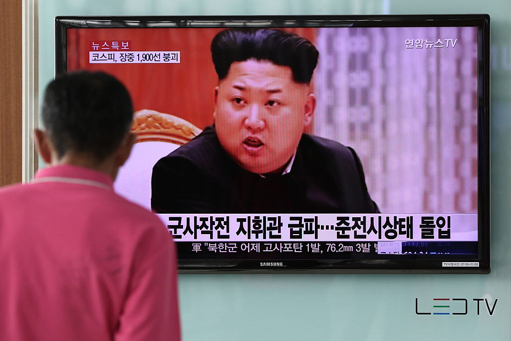 северна корея, ким чен ун
