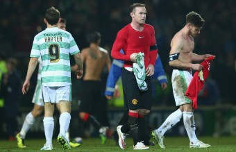 Yeovil Town v Manchester United - FA Cup Third Round