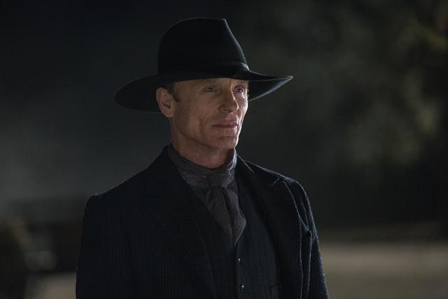 Westworld Западен свят Ед Харис