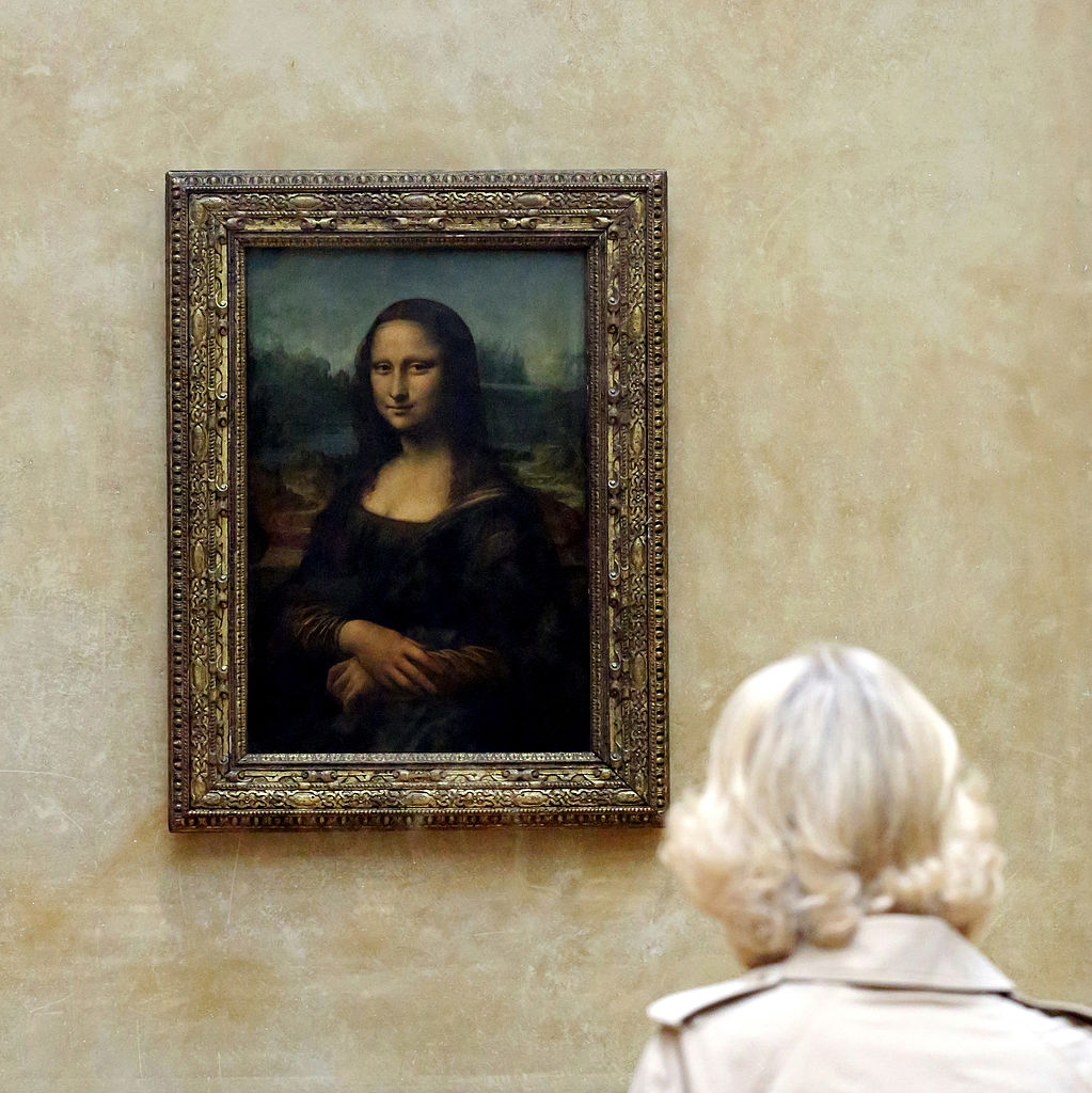 Camilla, Duchess Of Cornwall Visits The Louvre Museum On Her First Solo Overseas Engagement In Paris