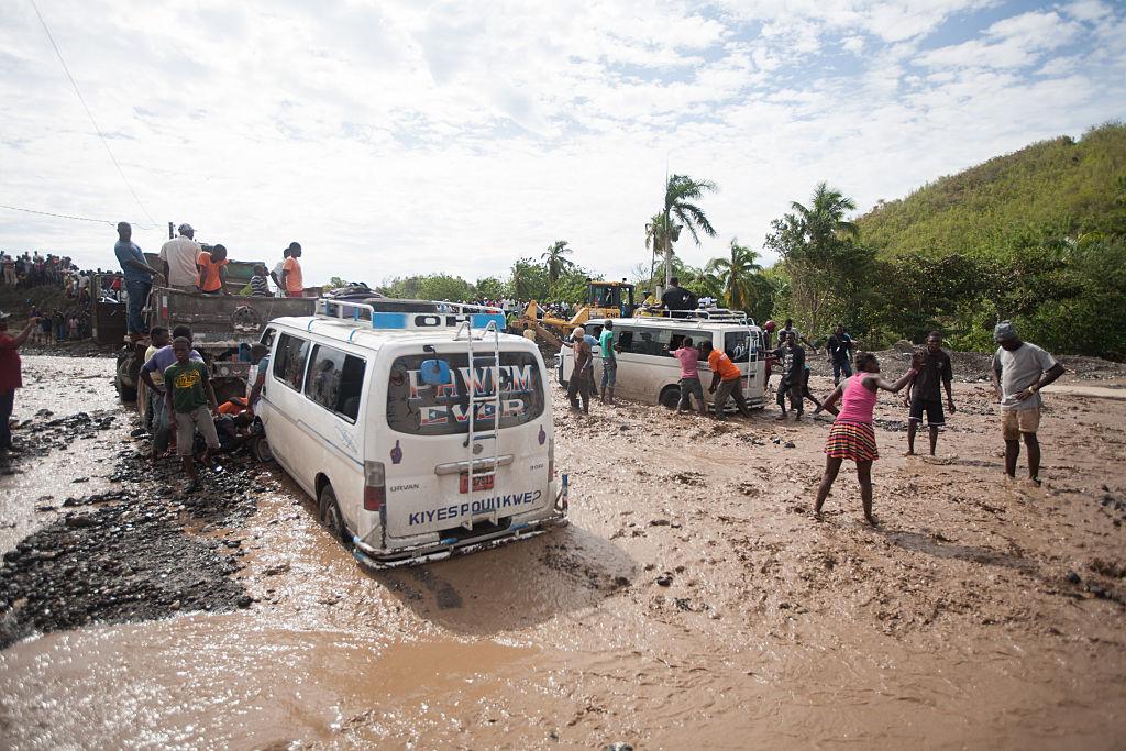 ураган хаити