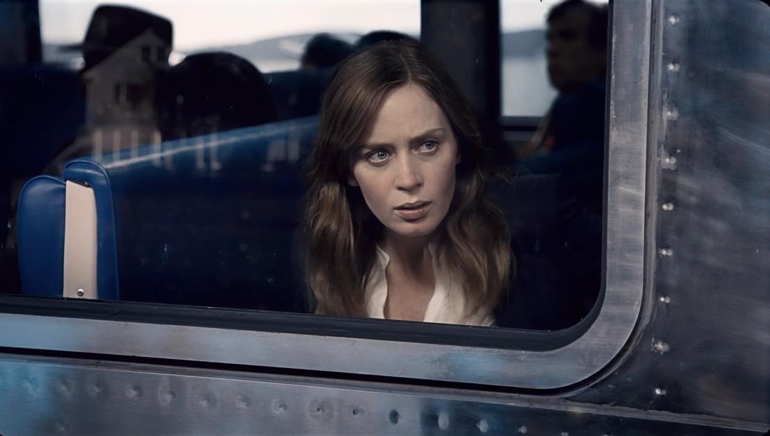 The girl on a train Момичето от влака Емили Блънт