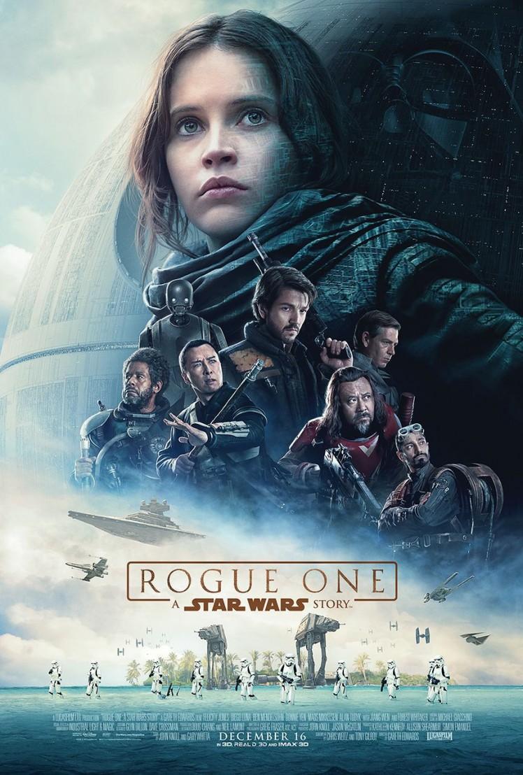 rouge one постер