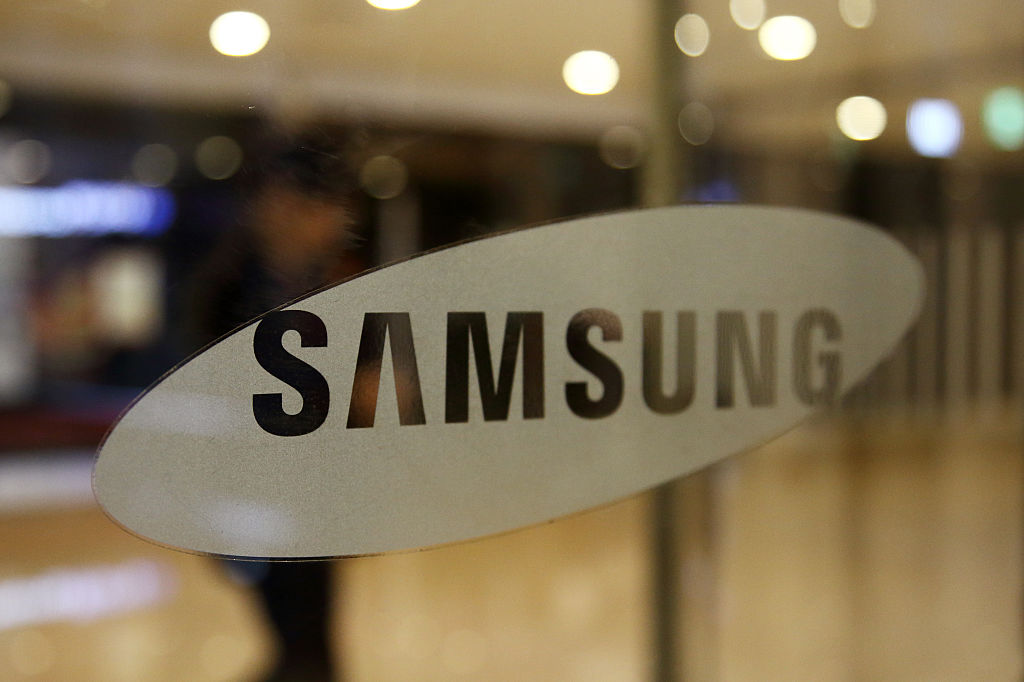 Samsung Electronics Co. Holds Shareholders Meeting