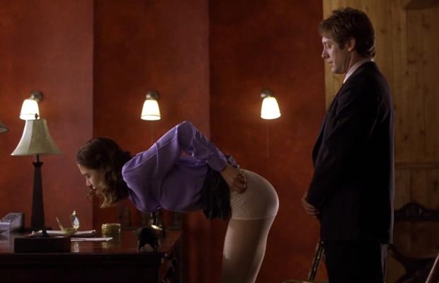 сектретарката, секссцени, секс сцени