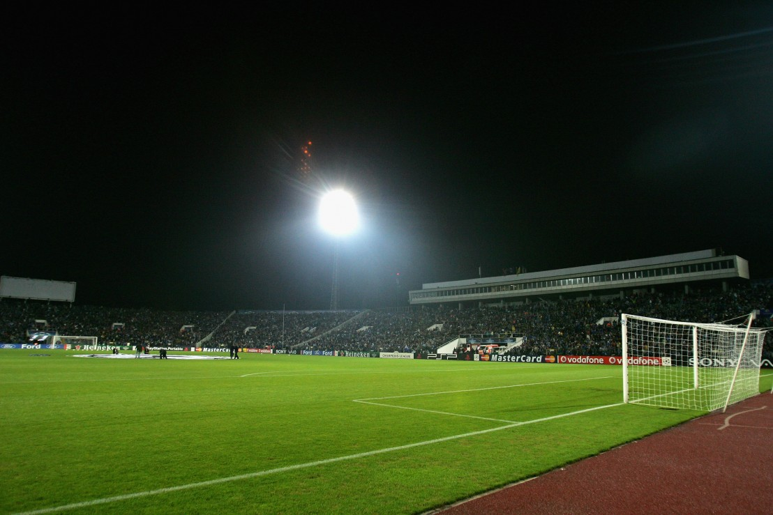 UEFA Champions League: Levski Sofia v Chelsea