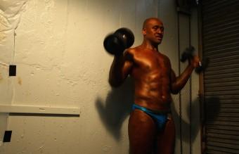 Jonah Lomu's Bodybuilding Competition Debut