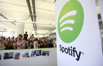 NYC Mayor Bloomberg Joins Spotify To Make Announcement