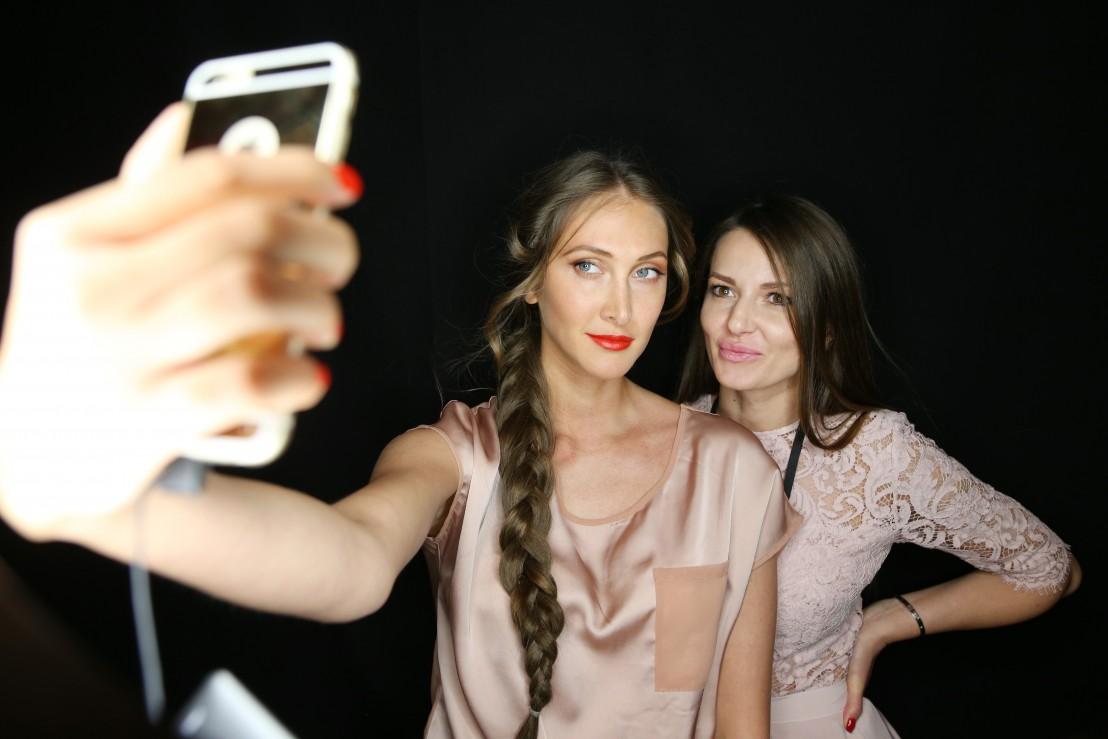 Ewa Herzog Backstage - Mercedes-Benz Fashion Week Berlin Spring/Summer 2017