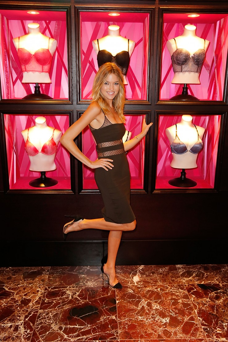 Victoria's Secret Angel Martha Hunt Celebrates The 2015 What Is Sexy? List In San Diego